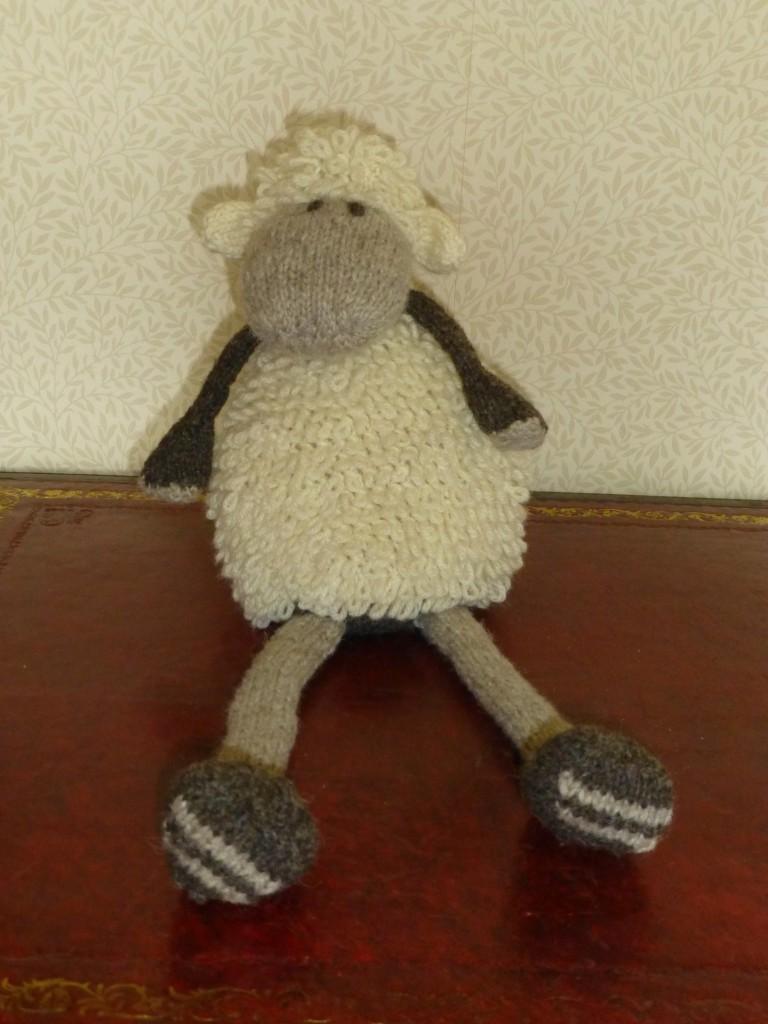 Elaine Woods sheep